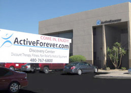 Active Forever Location
