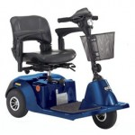 Customer Reviews of the Drive Daytona GT 3-Wheel Mobility Scooter