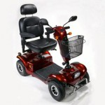 Customer Reviews of the Drive Medical Odyssey 4-Wheel Mobility Scooter