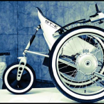 Amazing New Power Wheel Chair Only 36 KG -- Trekinetic GTE