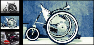 New power wheelchair technology